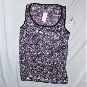 NEW Ann Taylor small petite  womans tank top shirt